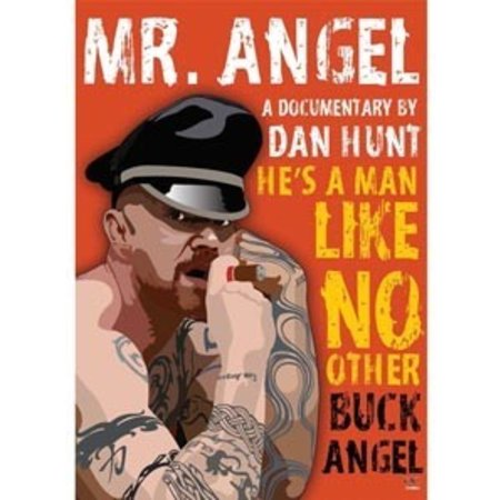 Mr Angel DVD