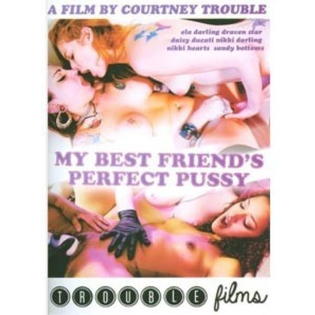 My Best Friend's Perfect Pussy DVD