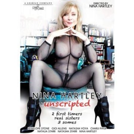 Filly Films Nina Hartley Unscripted DVD