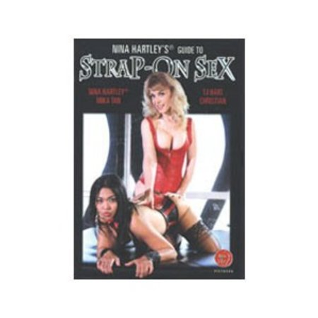Nina Hartley's Guide to Strap-On Sex DVD