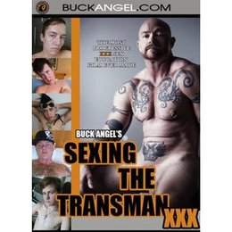 Buck Angel Sexing the Transman DVD