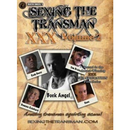 Buck Angel Sexing the Transman Volume 2 DVD