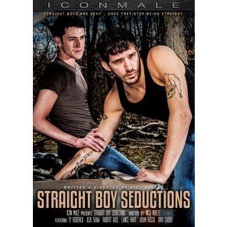 Icon Male Straight Boy Seductions DVD