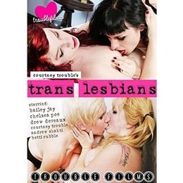 Trouble Films Trans Lesbians DVD
