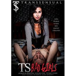 Trans Sensual TS Bad Girls DVD