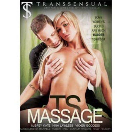 TS Massage DVD