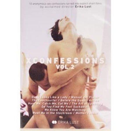 Erika Lust Films Xconfessions Volume 2 DVD