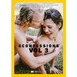 Erika Lust Films Xconfessions Volume 3 DVD
