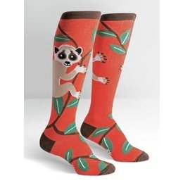 Sock It To Me Slow Loris Knee Socks