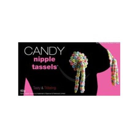 Sweet & Sexy Candy Nipple Tassels
