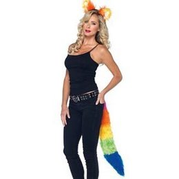 Leg Avenue Rainbow Fox Kit A1966