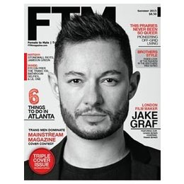 FTM Magazine, Summer 2015: Jake Graf Cover