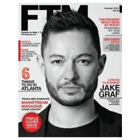 FTM Magazine, Summer 2015: Jake Graf Cover