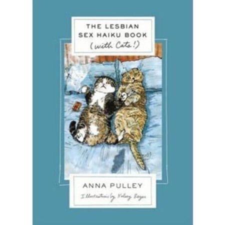 Flatiron Books Lesbian Sex Haiku Book (with Cats!), The