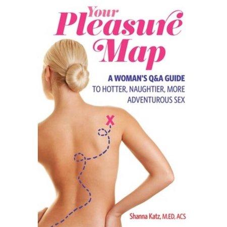 Amorata Press Your Pleasure Map