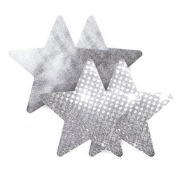 Bristols Nippies Silver Stars Pasties