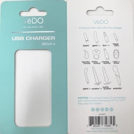 Vedo Vedo USB Charger A