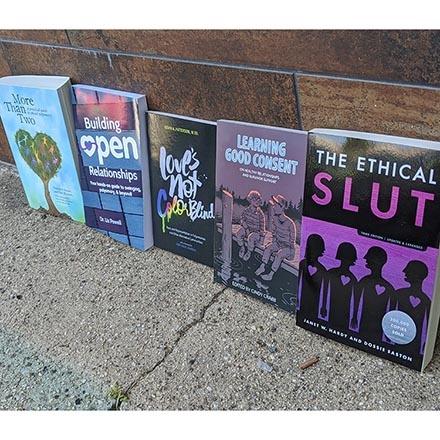 Top 5 Go-To Books on Ethical Non-Monogamy (ENM)