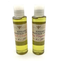 Beehive Alchemy Kissable Massage Oil
