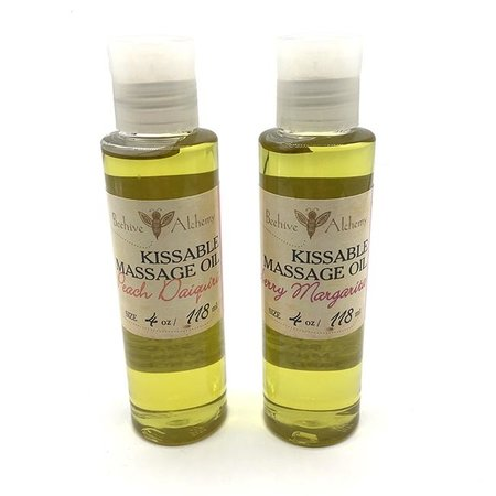 Beehive Alchemy Beehive Alchemy Kissable Massage Oil