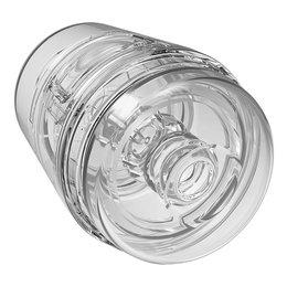 Doc Johnson Main Squeeze Pop-Off Optix Crystal