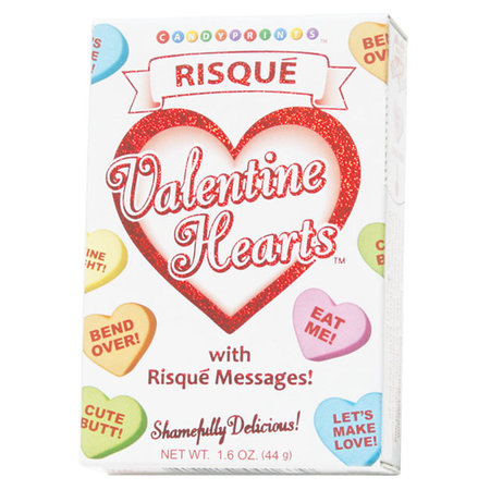 Risque Valentine Candy Hearts