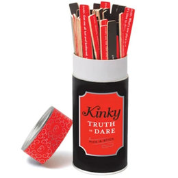 Kinky Truth or Dare Pick a Stick Game