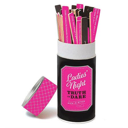 Ladies Night Truth or Dare Pick a Stick