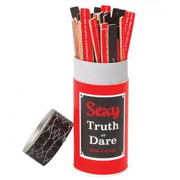 Sexy Truth or Dare Pick a Stick