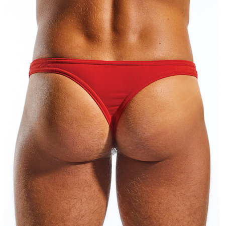 Cocksox Pouch Thong CX05 Red