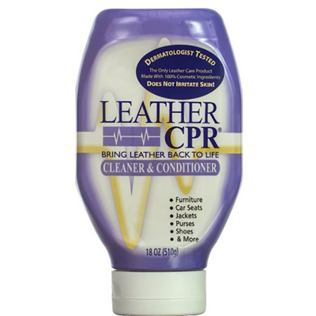 Leather CPR Cleaner and Conditioner