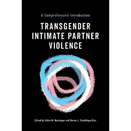 New York University Press Transgender Intimate Partner Violence