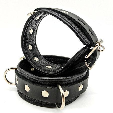 Aslan Cumfy Cuffs, Black