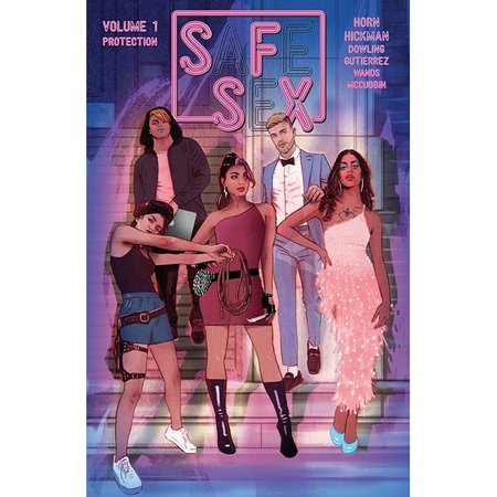 Image Comics Sfsx (Safe Sex) Volume 1