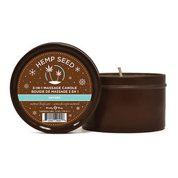 Earthly Body Scented Massage Candle, Shivers