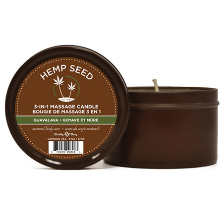 Earthly Body Earthly Body Scented Massage Candle