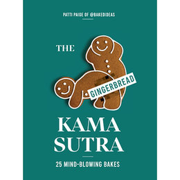 Kyle Books Gingerbread Kama Sutra, The
