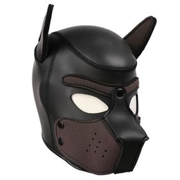 Neoprene Puppy Hood, Medium