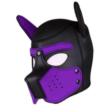 Neoprene Puppy Hood, Medium
