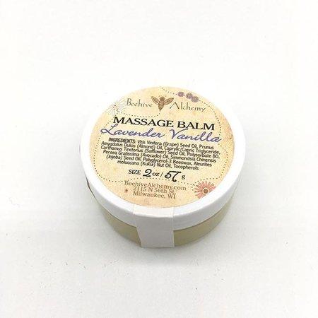Beehive Alchemy Massage Balm