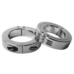 Hinged Locking Cock Ring