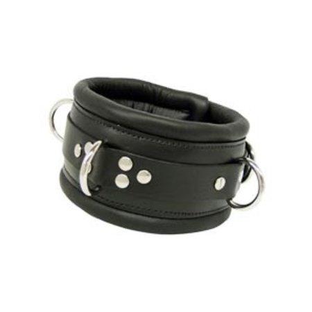 Padded Collar, Black