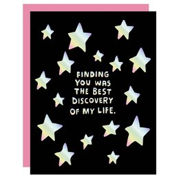 Finding You Greeting Card