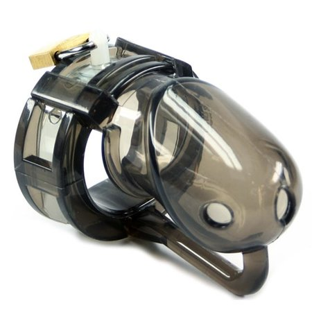 Malesation Silicone Chastity Penis Cage