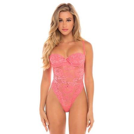 Lexi Teddy 51-10979, Sugar Coral