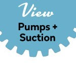 Pumps + Suction