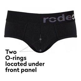 RodeoH Duo Brief, Black