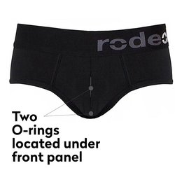 RodeoH Duo Brief Harness, Black