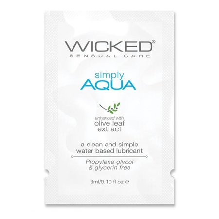 Wicked Simply Aqua Lubricant