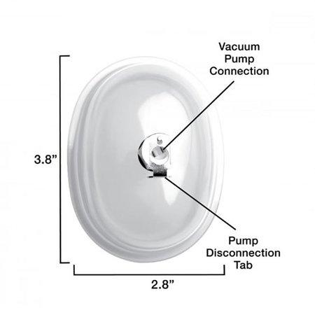 Vulva Pump Cylinder, Small